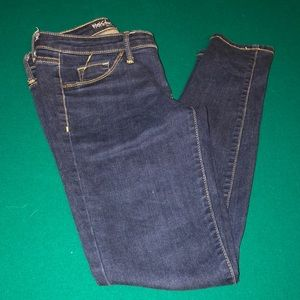 Mossimo 0/25 S mid rise jeggings